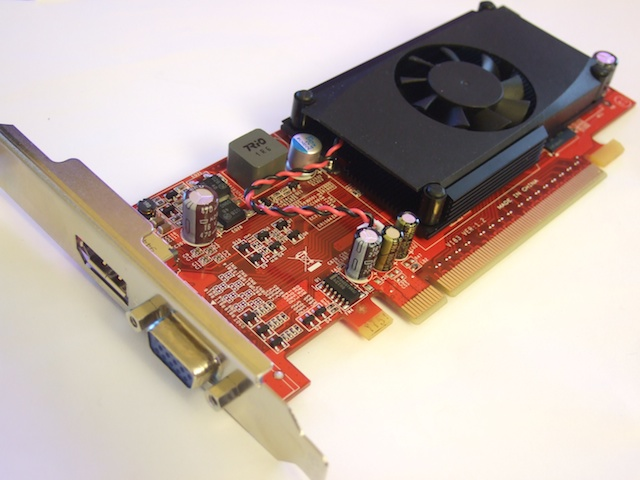 Geforce 310 Card