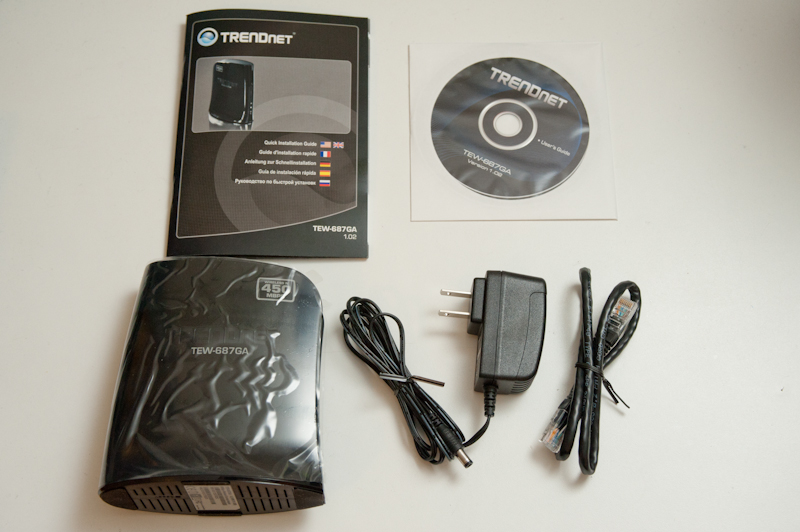 Trendnet TEW-687GA Wireless Bridge | zhoulander